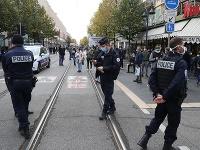 Na mieste činu je policajná akcia.