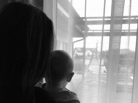 Monika Bagárová je pozitívna na koronavírus. Doma má 5-mesačné bábätko.