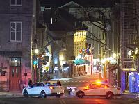 Polícia na mieste útoku v kanadskom meste Québec