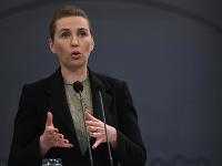 Dánska premiérka Mette Frederiksenová