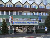 Nemocnica v Poprade