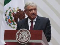 Mexický prezident Andrés Manuel López Obrador