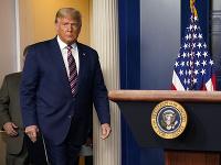 Donald Trump odmieta prijať výsledky volieb