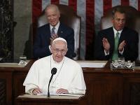 Pápež zagratuloval novozvolenému prezidentovi USA Joeovi Bidenovi