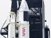 Kozmická loď spoločnosti SpaceX Crew Dragon