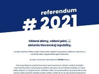 Petíciu za referendum iniciovali strany Smer-SD a mimoparlamentný Hlas-SD