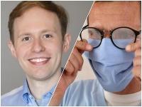 Doktor Heiferman má tip, ako zabrániť zahmlievaniu okuliarov