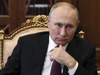 Ruský prezident Vladimir Putin počas stretnutia v Moskve
