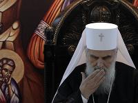 Srbský pravoslávny patriarcha Irinej