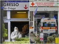 Koronavírus v Taliansku