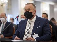 Na snímke kandidát na generálneho prokurátora Juraj Kliment