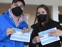 Štvrté kolo celoplošného testovania na Slovensku