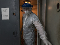 Koronavírus sa na Ukrajine stále šíri