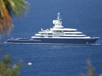 Tatiana Akhmedová si robila zálusk aj na luxusnú jachtu. Tú však nedostala.