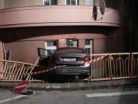 K nehode došlo priamo v centre Zvolena.