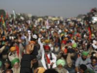 Protest v Indii