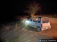 Vodič nafúkal pri Chropove viac ako tri promile