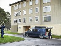 Matka mala svoja syna väzniť v tomto bytovom dome.