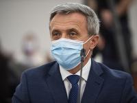 Kandidát na generálneho prokurátora Ján Hrivnák