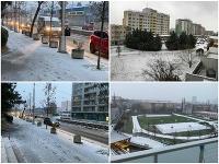 Ráno v Bratislave