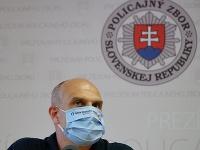 Policajný prezident Milan Lučanský odchádza z funkcie.