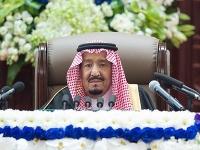 Saudskoarabský kráľ Salman