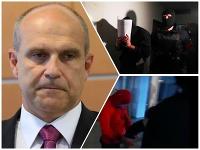V nedeľu sudkyňa ŠTS v Pezinku rozhodovala o väzbe pre piatich obvinených, vrátane Lučanského.