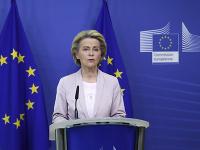 Predsedníčka EK Ursula von der Leyenová