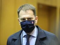 Premiér SR Igor Matovič má koronavírus
