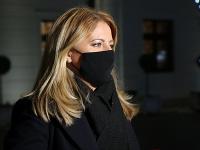 Prezidentka Zuzana Čaputová je sama v karanténe.
