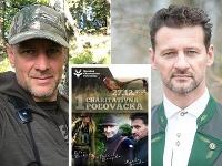 Patrik Švajda a Marko Igonda sú tvárami charitatívnej poľovačky.