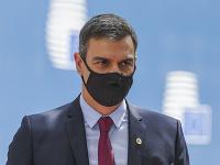 Španielsky premiér Pedro Sanchez