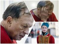 Oleg Sokolov sa priznal k vražde A. Ješčenkovej.