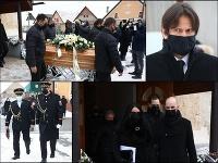 Milan Lučanský má dnes pohreb v obci Štrba, kde vyrastal.