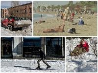 Počasie v Španielska a Grécku
