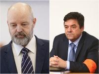 Pavol Rusko a Marian Kočner sú odsúdení na 19 rokov právoplatne.