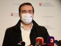 Minister zdravotníctva Marek Krajčí o aktuálnej pandemickej situácii na Slovensku