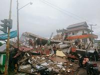 Zemetrasenie v Indonézii