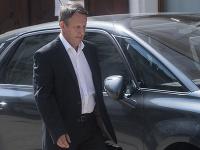 Sudca Špecializovaného trestného súdu (ŠTS) a bývalý predseda ŠTS Michal Truban