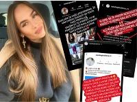 Natália Glosiková bola zneužitá na podvod.