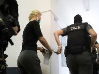 Monika Jankovská žiada o prepustenie z väzby