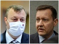 Minister Krajniak a advokát Lipšic