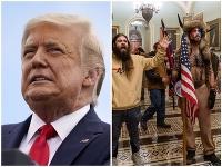 Trumpovi podporovatelia a stúpenci skupiny QAnon sú naňho nahnevaní