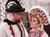 Na svadbe Dominiky Starej nechýbalo ani tradičné odčepčenie.