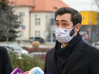 Primátor mesta Nitra Marek Hattas