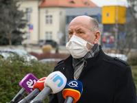 Riaditeľ Fakultnej nemocnice Nitra Milan Dubaj