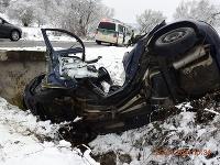 Polícia vyšetruje vážnu dopravnú nehodu, ktorá sa stala v pondelok medzi Rimavskou Pílou a Hačavou v Rimavskosobotskom okrese