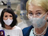 Záborská chcela meniť zákon o zdravotnej starostlivosti.