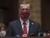 Na snímke rektor Slovenskej technickej univerzity (STU) v Bratislave Miroslav Fikar