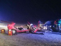 Vážna dopravná nehoda pri Trenčianskych Bohuslaviciach